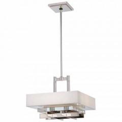 Metropolitan Lighting N6265-613 Polished Nickel Eden Roe