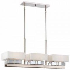 Metropolitan Lighting N6266-613 Polished Nickel Eden Roe
