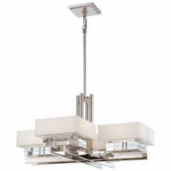 Metropolitan Lighting N6268-613 Polished Nickel Eden Roe