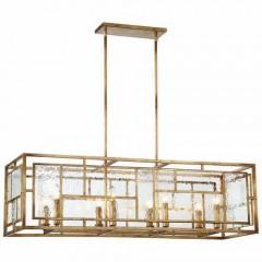 Metropolitan Lighting N6478-293 PANDORA GOLD LEAF