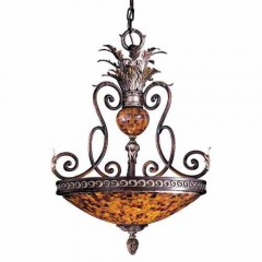 Metropolitan Lighting N6513-468 CATTERA BRONZE SALAMANCA