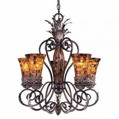 Metropolitan Lighting N6515-468 CATTERA BRONZE SALAMANCA