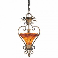 Metropolitan Lighting N6523-468 CATTERA BRONZE SALAMANCA