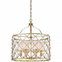 Metropolitan Lighting N6566-596 ELARA GOLD