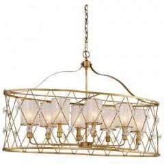 Metropolitan Lighting N6568-596 ELARA GOLD