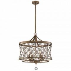 Metropolitan Lighting N6583-272 ARCADIAN GOLD VEL CANTENA