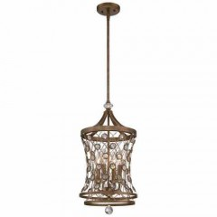 Metropolitan Lighting N6584-272 Arcadian Gold Vel Catena