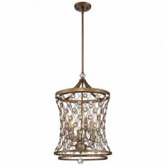 Metropolitan Lighting N6586-272 Arcadian Gold Vel Catena
