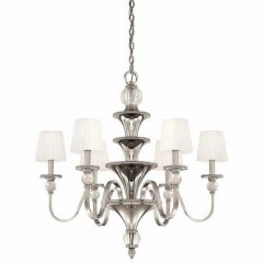 Metropolitan Lighting N6610-613 POLISHED NICKEL AISE
