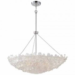 Metropolitan Lighting N6632-77 Chrome Bella Fiori