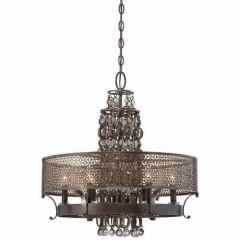 Metropolitan Lighting N6725-258 FRENCH BRONZE AJOURER