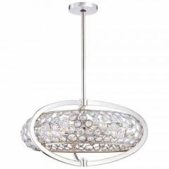 Metropolitan Lighting N6756-613 POLISHED NICKEL MAGIQUE