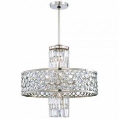 Metropolitan Lighting N6759-613 POLISHED NICKEL MAGIQUE