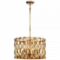Metropolitan Lighting N6773-293 PANDORA GOLD LEAF