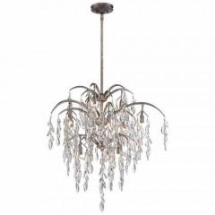 Metropolitan Lighting N6862-278 Silver Mist Bella Flora