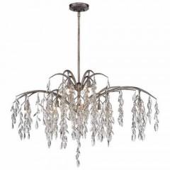 Metropolitan Lighting N6869-278 Silver Mist Bella Flora