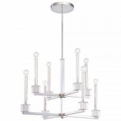Metropolitan Lighting N6871-613 POLISHED NICKEL CHADBOURNE