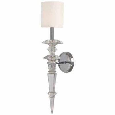 Metropolitan Lighting N6930-1-77 CHROME KINGSWELL