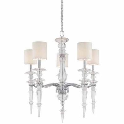 Metropolitan Lighting N6935-1-77 CHROME KINGSWELL