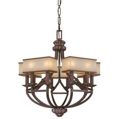 Metropolitan Lighting N6958-1-267B CIMMARON BRONZE UNDERSCORE