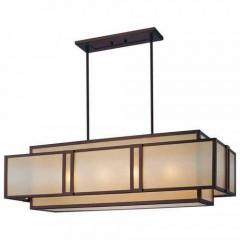 Metropolitan Lighting N6959-1-267B CIMMARON BRONZE UNDERSCORE