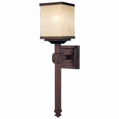 Metropolitan Lighting N6961-1-267B CIMMARON BRONZE UNDERSCORE