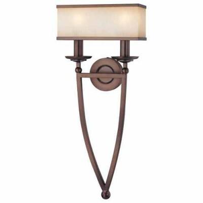 Metropolitan Lighting N6962-1-267B CIMMARON BRONZE UNDERSCORE
