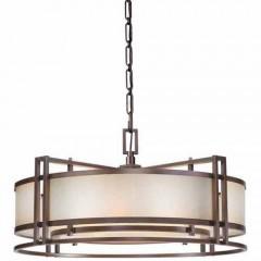 Metropolitan Lighting N6965-1-267B CIMMARON BRONZE UNDERSCORE