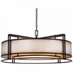 Metropolitan Lighting N6967-1-267B CIMMARON BRONZE UNDERSCORE