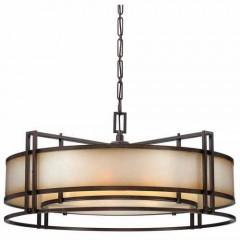 Metropolitan Lighting N6968-1-267B CIMMARON BRONZE UNDERSCORE