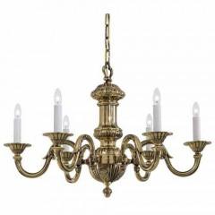 Metropolitan Lighting N700206 Classic Brass Metropolitan
