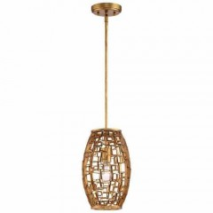 Metropolitan Lighting N7131-597 HALCYON GOLD