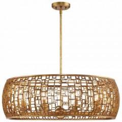 Metropolitan Lighting N7137-597 HALCYON GOLD
