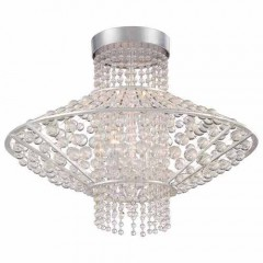 Metropolitan Lighting N7304-598 CATALINA SILVER SAYBROOK