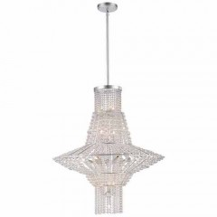 Metropolitan Lighting N7316-598 CATALINA SILVER SAYBROOK