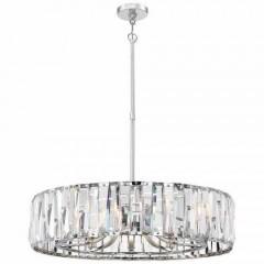 Metropolitan Lighting N7510-77 CHROME CORONETTE