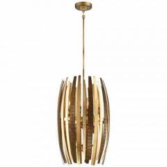 Metropolitan Lighting N7838-659 ARDOR GOLD