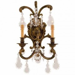 Metropolitan Lighting N9200 OXIDE BRASS FOYER COLLECTION