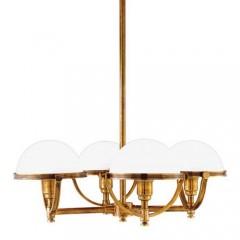 Hudson Valley 3314-AGB Aged Brass Stratford