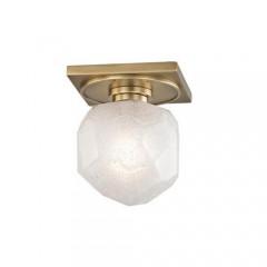 Hudson Valley 4181-AGB Aged Brass NIMBUS