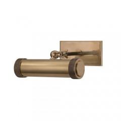 Hudson Valley 5808-AGB Aged Brass RIDGEWOOD