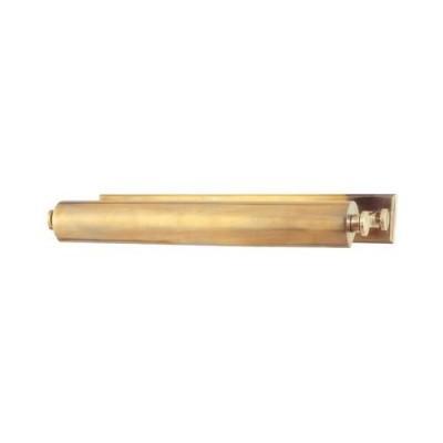 Hudson Valley 6022-AGB Aged Brass Merrick