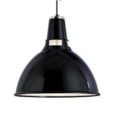 Hudson Valley 6812-BPN Black/Polished Nickel Lydney