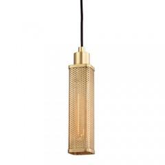 Hudson Valley 7033-AGB Aged Brass Gibbs