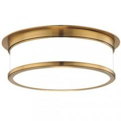 Hudson Valley 715-AGB Aged Brass Geneva
