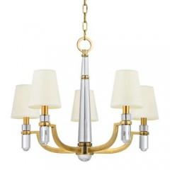 Hudson Valley 985-AGB-WS Aged Brass Dayton