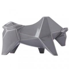 Varaluz 401A12GR Gray Origami Zoo