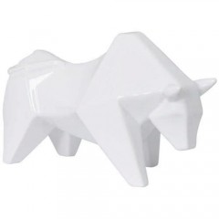 Varaluz 401A12WH White Origami Zoo