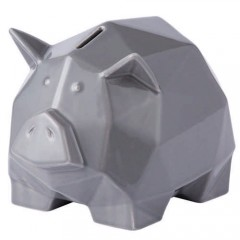 Varaluz 401A15GR Gray Origami Zoo