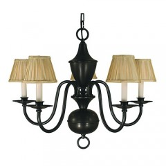 Flamburg 2535 SP Satin Pewter Jamestown